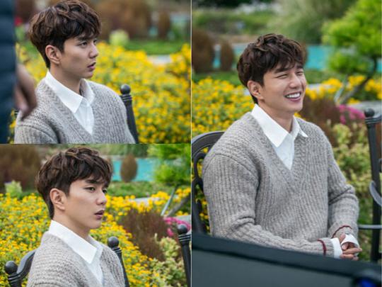 MBC新浪漫喜劇《不是機器人啊》 公開俞成豪首張劇照