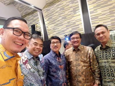 Ayi Ahadiat: ISEI Lampung Akan Memperkuat Sinergi Dengan Berbagai Stakeholder