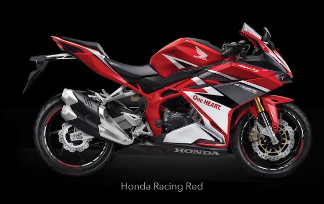 Harga New Honda CBR250RR dual cylinder