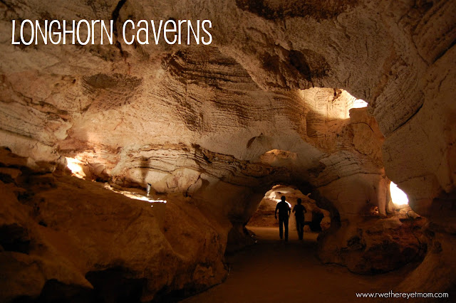Longhorn Cavern State Park Burnet Texas R We There