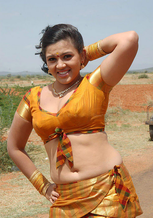 Sizzling Hot Actress Photo