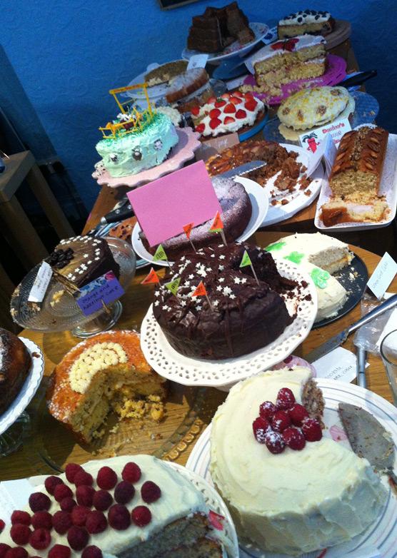 Best Victoria Cake Recipe