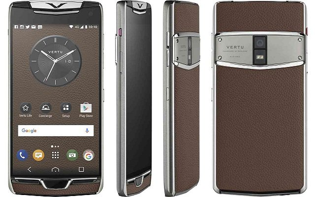 Vertu Mobiles Launches Most Expensive Handmade Smartphone