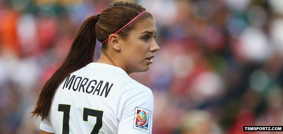 Alex Morgan Annual Earnings 2017