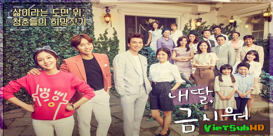 Phim Con Gái Yêu Hoàn Tất (51/51) VietSub HD | My Daughter, Geum Sa Wol 2015