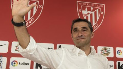 Barcelona Gets New Coach (Read more)