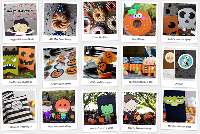 http://abunchofcherries.blogspot.com/search/label/Halloween