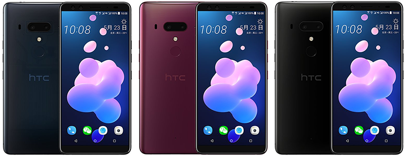 HTC U12+ design and full specs leaked!