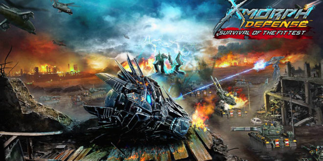 X-Morph: Defense – Survival Of The Fittes Image