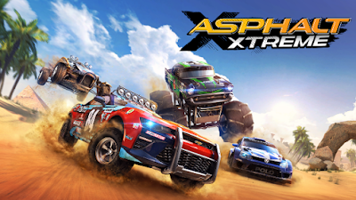 Asphalt Xtreme: Rally Racing APK + OBB Data MOD