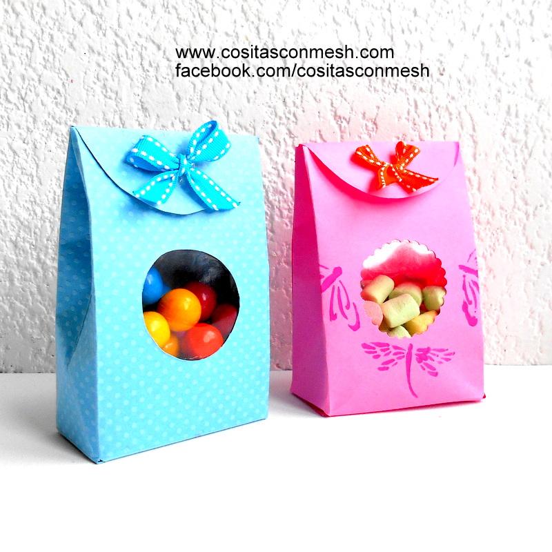 Blog de fiestas c mo hacer cajitas para souvenirs de - La cajita manualidades ...
