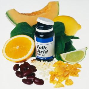 what happens if you overdose on folic acid