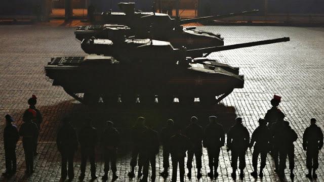 Alemania busca desarrollar un nuevo cañón que permita hacer frente a los tanques rusos Armata