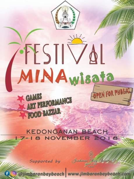 Festival Mina Wisata Kedonganan 2018