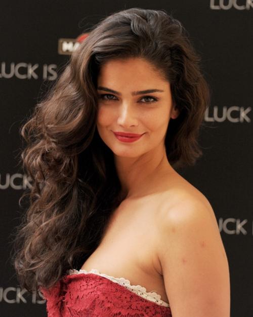 Shermine Shahrivar Model Jerman Paling Cantik dan Terseksi