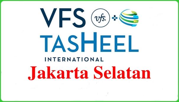 Kantor VFS Tasheel Rekam Biometrik Untuk Umroh di Jakarta Selatan