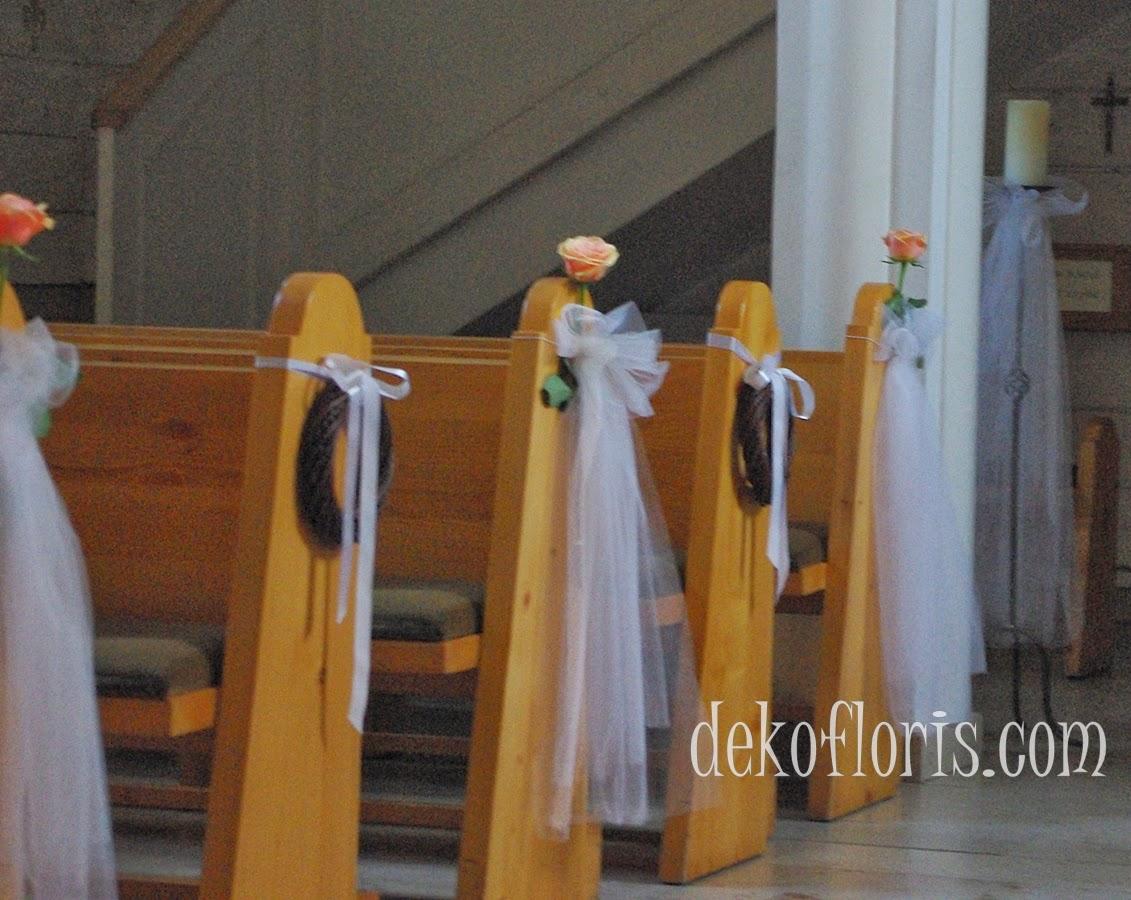 Dekoracja ślubna kościoła Czarnowąsy opolskie