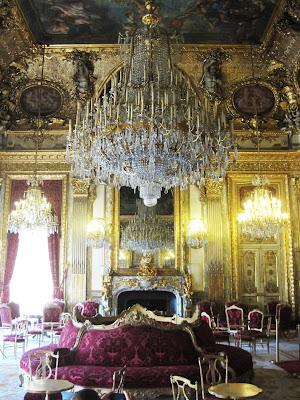 Louvre Apartments Of Napoleon Iii