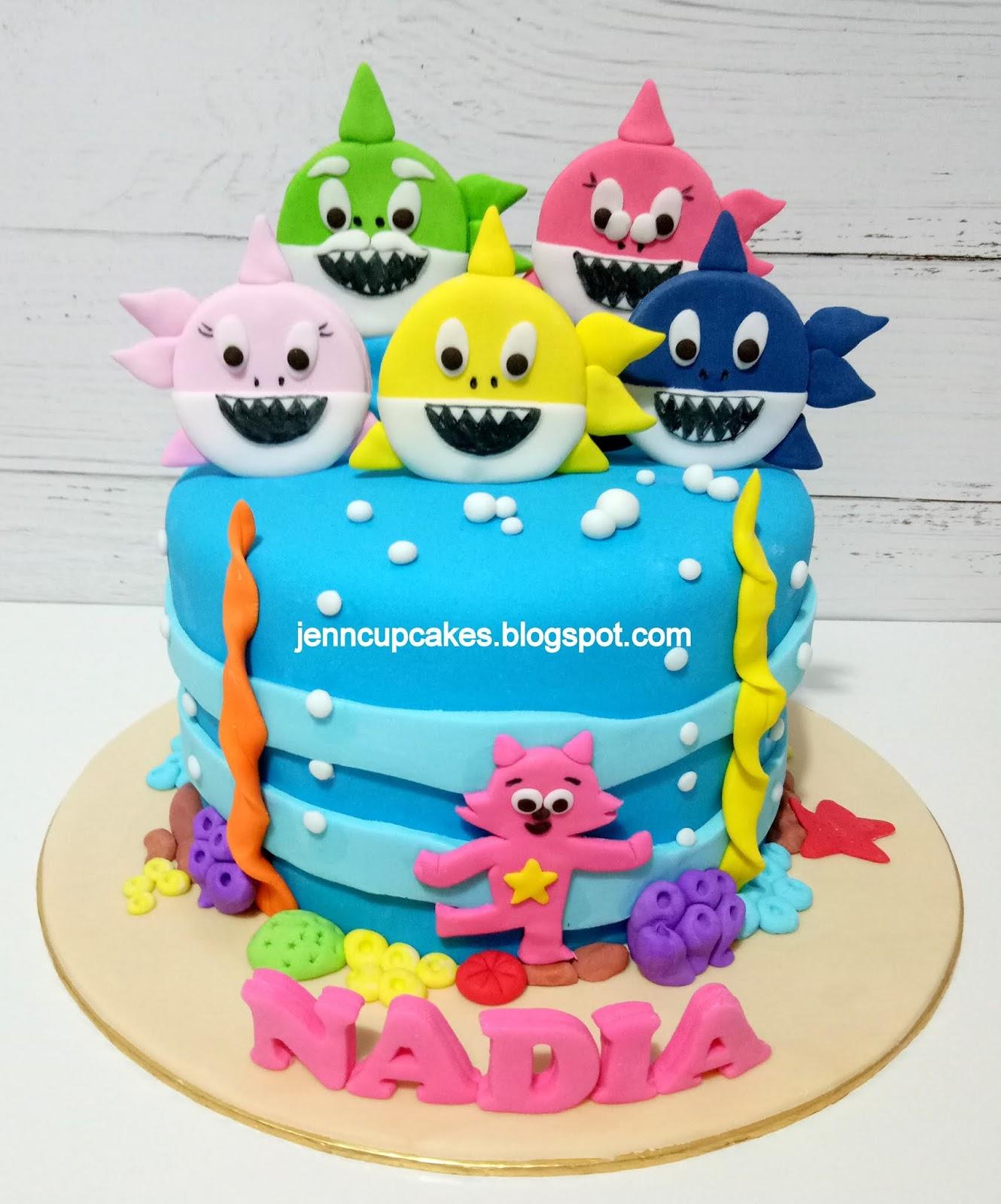 Shark Cake Ideas