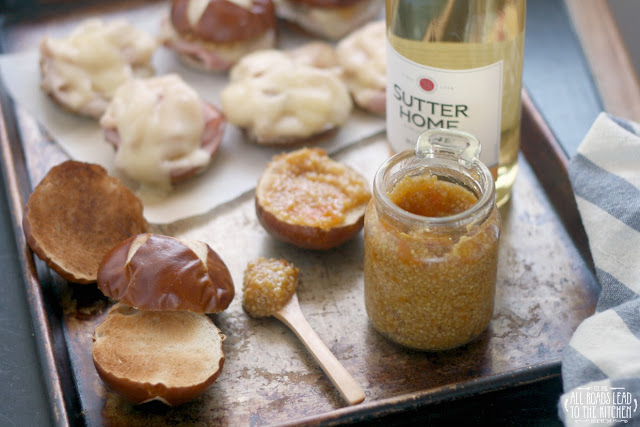 Apricot Riesling Mustard