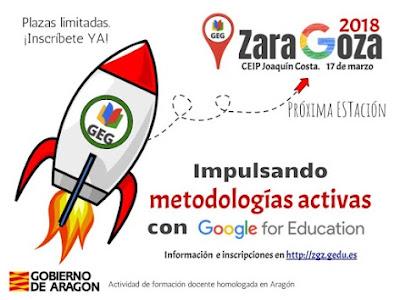 Impulsando las metodologías activas con Google for Education