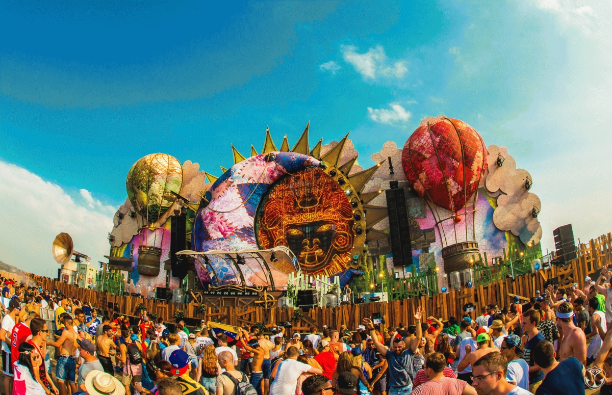 lineup of tomorrowland 2017