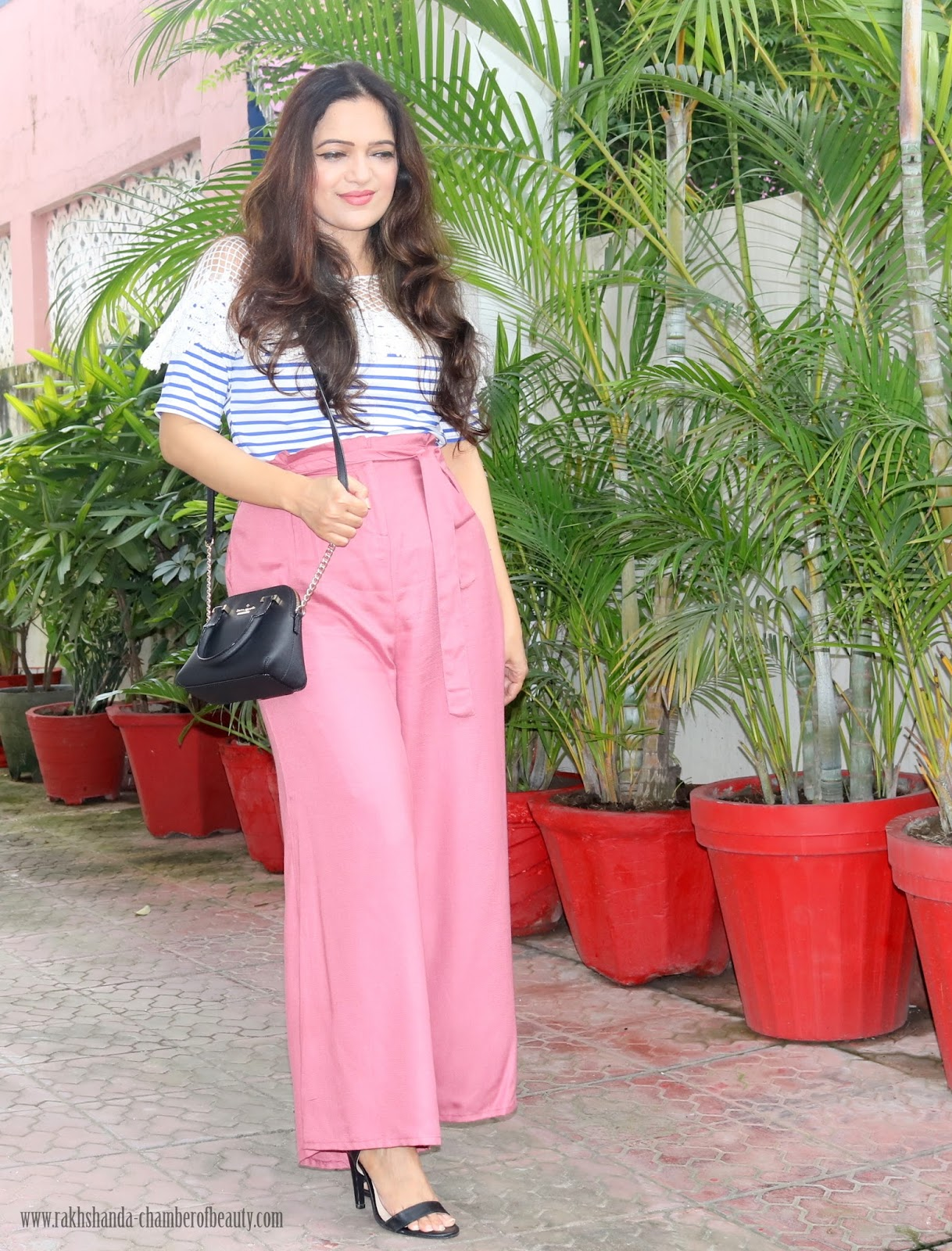 2016 SUMMER TRENDS, PALAZZO, FASHION, INDIAN FASHION BLOGGER, HOW TO STYLE PALAZZO,  MONSOON FASHION, OOTD, OUTFIT OF THE DAY, STALKBUYLOVE,