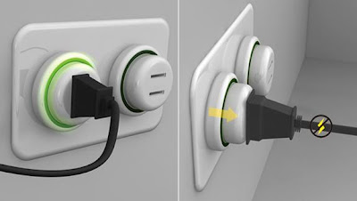 Innovative Electrical Outlets and Cool Power Sockets (21) 2