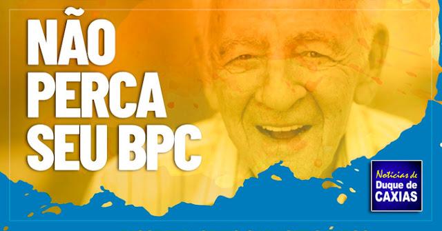 Assistência Social cadastra beneficiários do BPC/LOAS em Duque de Caxias