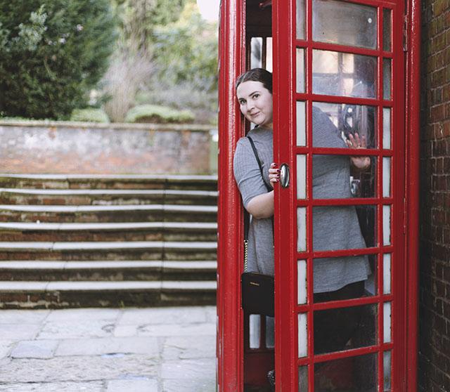 Winchester Phone Box