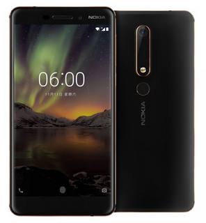 Nokia 6 (2018) Specifiations And Price In Nigeria