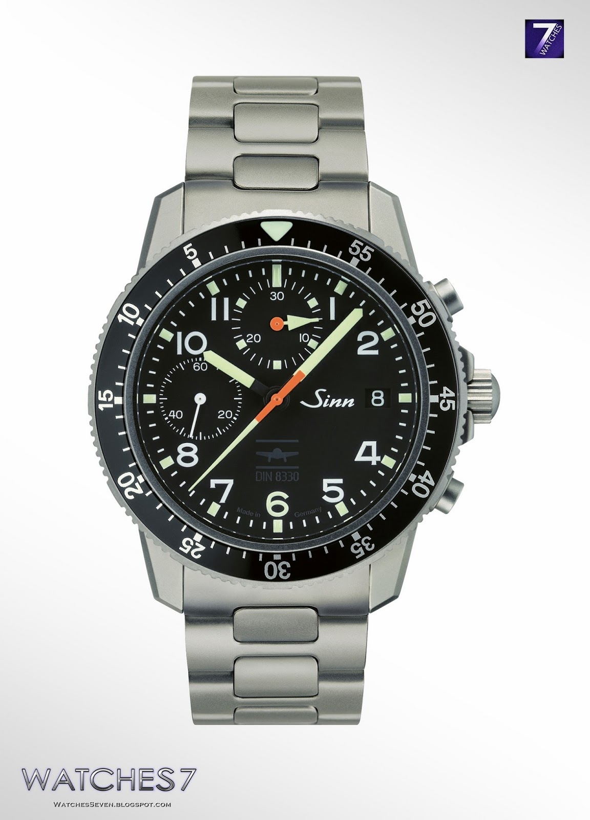 Watches 7: SINN watches pass DIN 8330 Horology