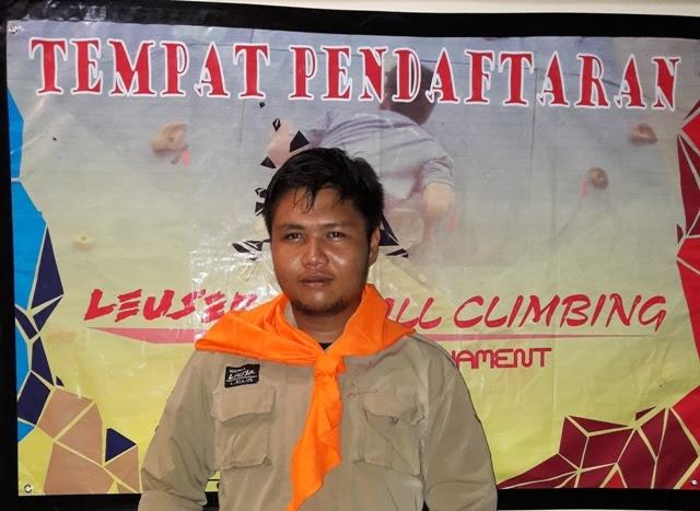 Unsyiah Gelar Kejuaraan Panjat Dinding se-Aceh