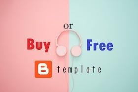 Bloggerの無料テンプレと有料テンプレの4つの違いとは?