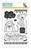 Simon Says Clear Stamps TRICK OR TREAT