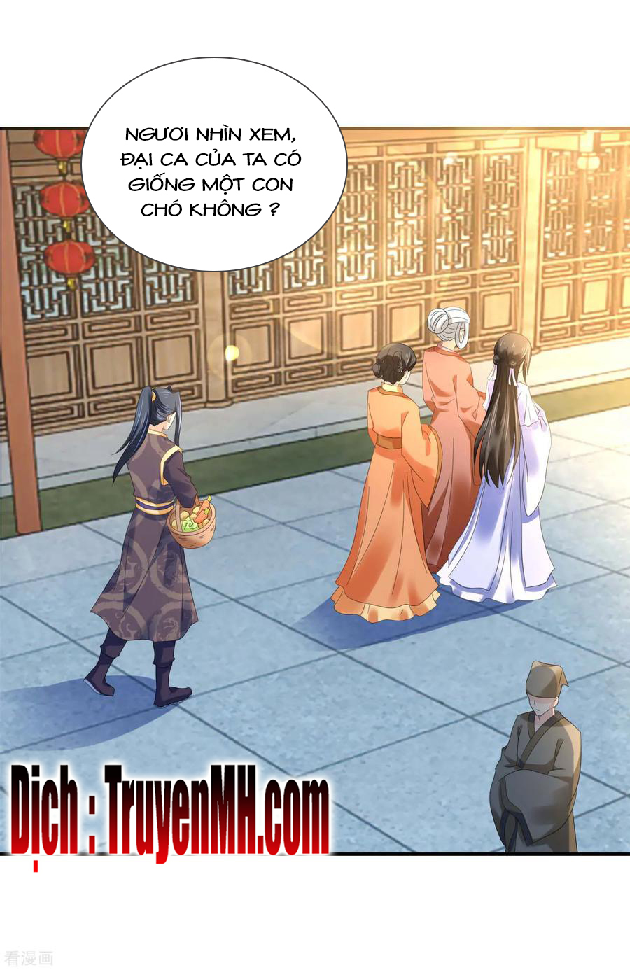 Lãnh Cung Phế Hậu Muốn Nghịch Thiên Chap 185