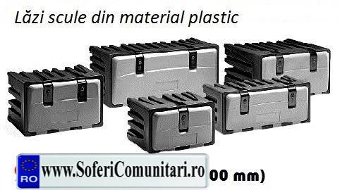 Ladă scule pentru camioane, din material plastic - diferite modele și mărimi