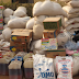See The Relief Materials Handed To Flood Victims Of Igbogbo – PHOTOS