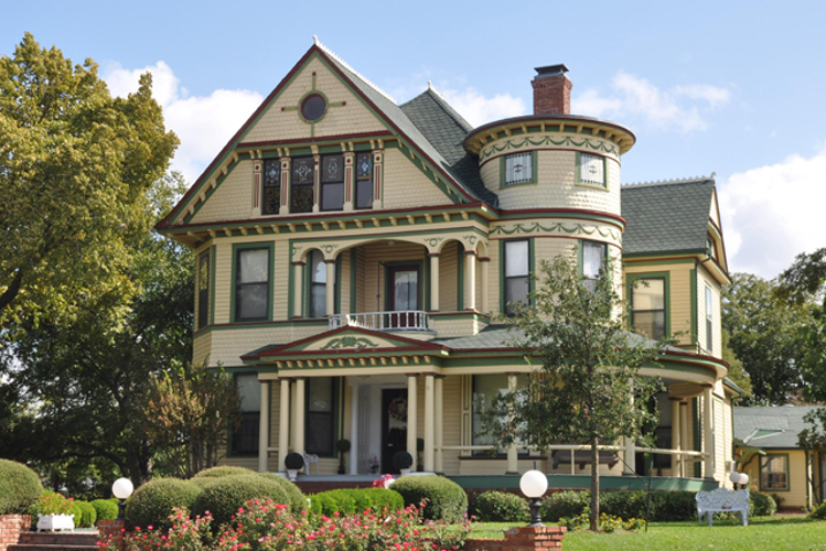 Architecture Santa Rosa History