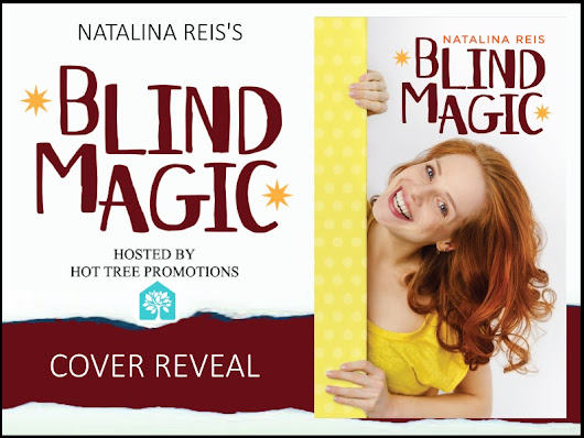 Cover Reveal ~ Blind Magic