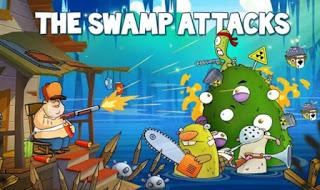 Swamp Attack MOD Apk v3.0.1 (Unlimited Money) for Android