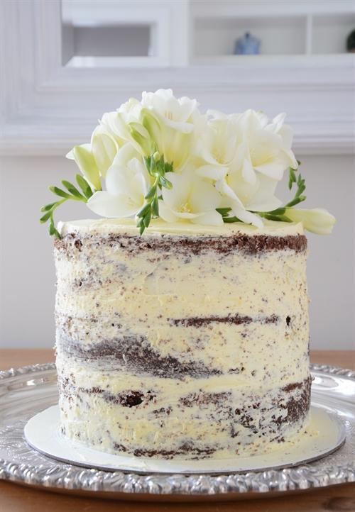 Naked Cake Instructions
