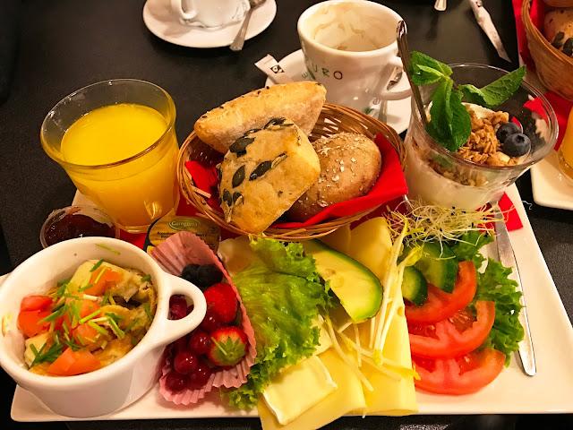 bestes Frühstück