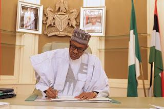 Full Statement By President Buhari Regarding The N30,000 Minimum Wage