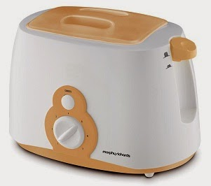 Morphy Richards AT 202 Pop up Toaster worth Rs.1495 for Rs.1178 Only with Free Home Delivery + Get 24 Cluebucks Extra (Rs.24) Lowest Price Deal- Price Compared