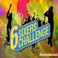 Play Six Sixers Challenge Cricket Game