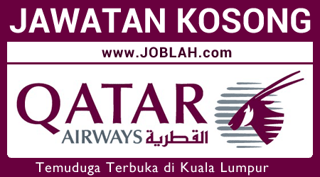 Jawatan Kosong Qatar Airways Cabin Crew