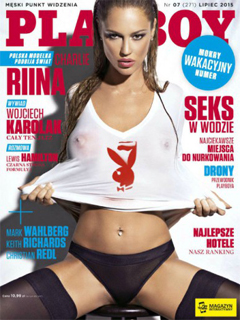 Revista Playboy Polonia-Julio 2015 PDF Digital