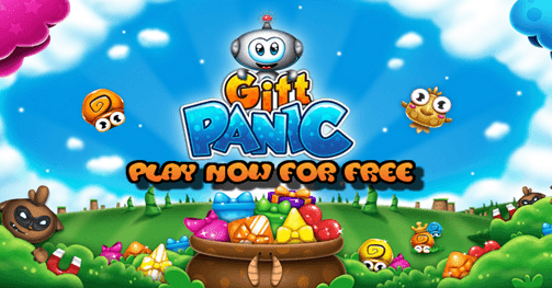 Gift Panic, Δωρεάν, Τύπου Match-3, Android, iOS