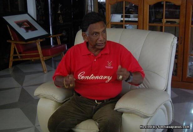 Tan Sri Dr Mahadevan